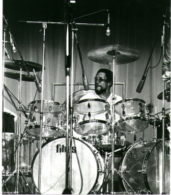 And the best drummer in the world right now, and arguably of