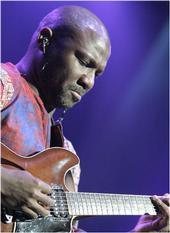 Cameron Pierre Guitar Player
