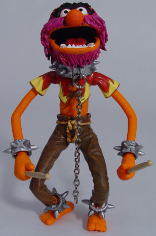 The electric mayhem - Animal muppet images ...